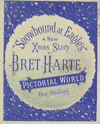 Advert For 'Pictorial World'